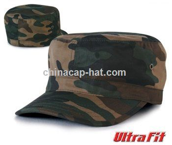 Ultra Fit Military Cap