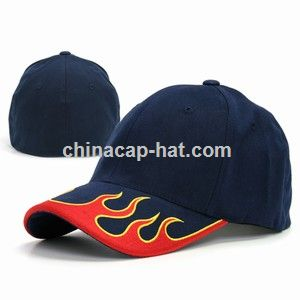 Ultra Fit ONE Monochromatic Fire Brim Cap