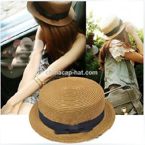 71168d132e8de Promocional Sombreros de paja de moda para damas proveedores - Venta ...