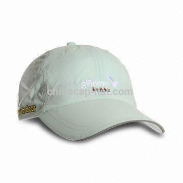 Quick-drying Baseball Cap with UV Protection