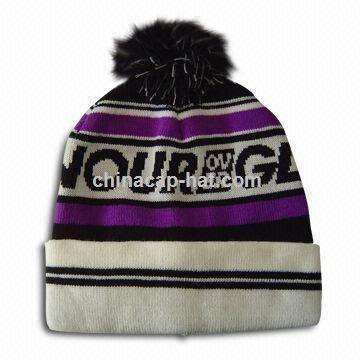Beanie knit pattern | Compare Men's Hats prices - price comparison