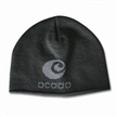 Beanie Hat with Jacquard Logo