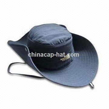 Novelty Bucket Hat with Printed or Embroidered Logo