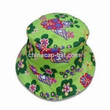 Kids Bucket Hat with Allover Print