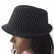 Cotton Dot Printed Bucket Hat