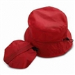 Womens Foldable Bucket Hats in Various Panel