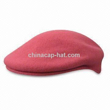 Red Childrens Cap