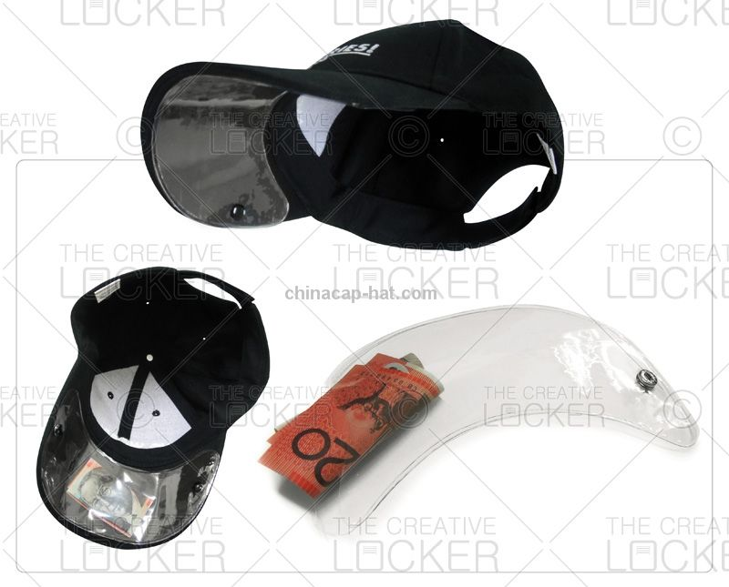 Promotional Event Peak Pocket Cap