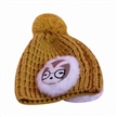 2013 fashion womens knitted hat, customized logos welcomed