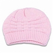Acrylic Knitted Hat, Customized Designs are Accepted