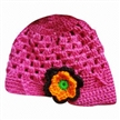 Childrens Knitted Winter Hat, Suitable for Girls, Available in Various Colors and Sizes