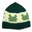 Childrens Knitted Winter Hat with Jacquard Weave
