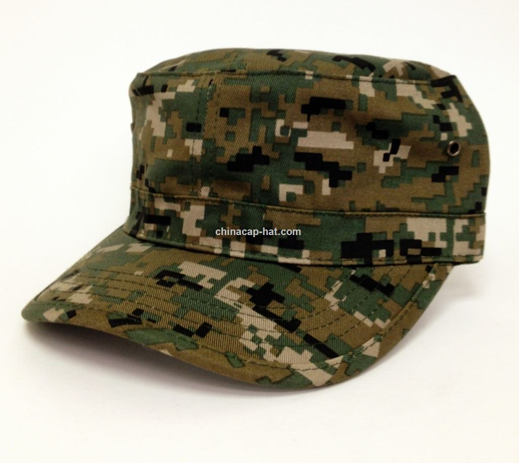Fashion New Design Promotional Army Hat