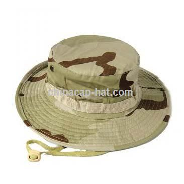 PRO Tactical Desert Camo Fishing Hunting Army Marine Bucket Jungle Cotton Cap Military Boonie Hat