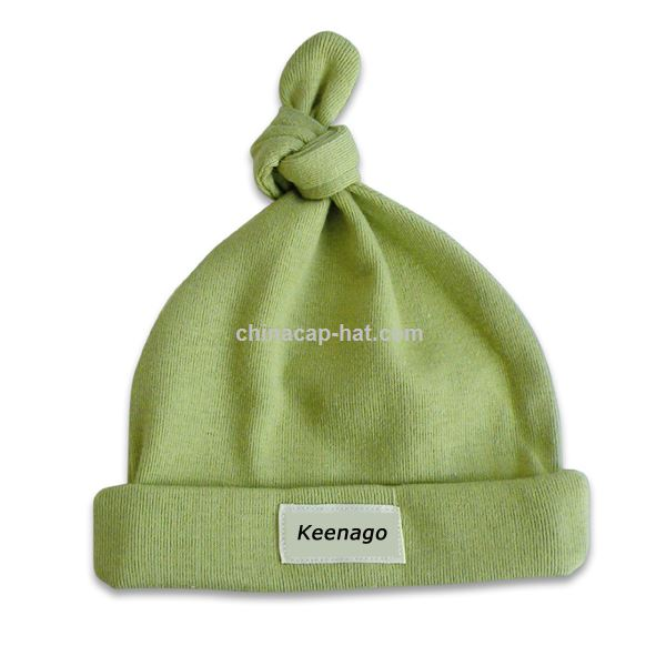 Solid Color Classic Comfortable Cotton Baby Hat