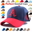 Cheap cotton baseball cap/sports baseball caps