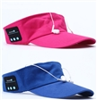 Bluetooth Baseball Hats Intelligent Bluetooth Music Caps Empty Top Sport Sun Hat