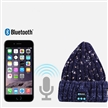Bluetooth V4.0 Knitted Wireless Smart Cap Speaker Mic Bluetooth Hat