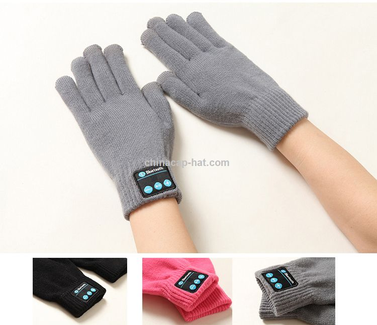 Winter Smart Bluetooth Gloves Touch Screen Wireless Multifonction Touch Gloves